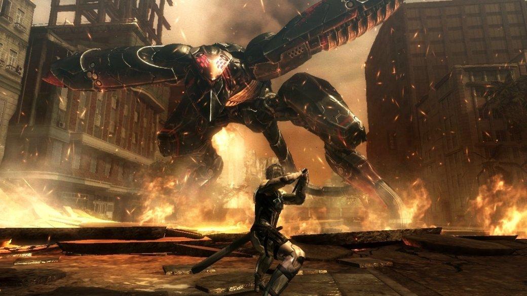 Metal Gear Rising: впечатления с Gamescom 2012. - Изображение 3