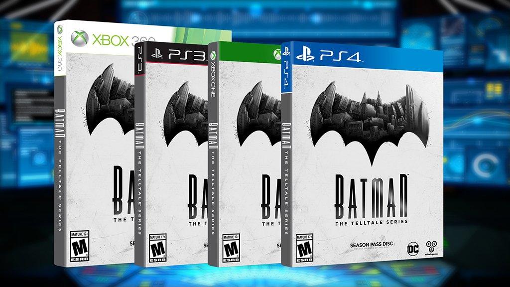 Стала известна дата выхода Batman от Telltale - Изображение 1