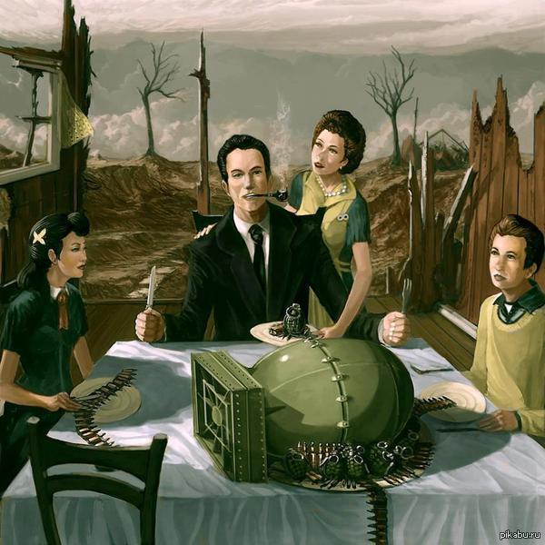 Лучший арт мира Fallout - Изображение 43