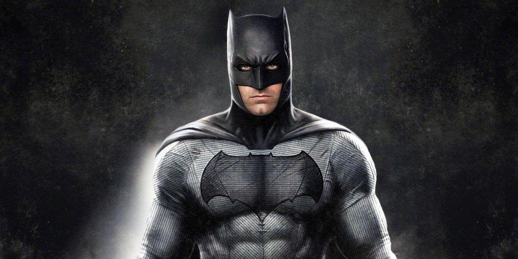 Слух: «Бэтмена» с Беном Аффлеком переписывают, съемки —в 2018 году - Изображение 1