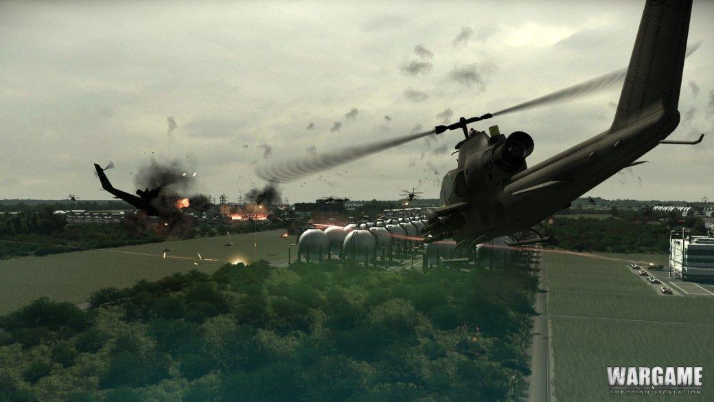 Альтернативная война: рецензия на Wargame - Европа в огне - Изображение 3