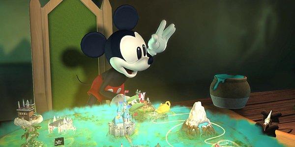 Разработчики подтвердили Epic Mickey 2 для персональных компьютеров - Изображение 1