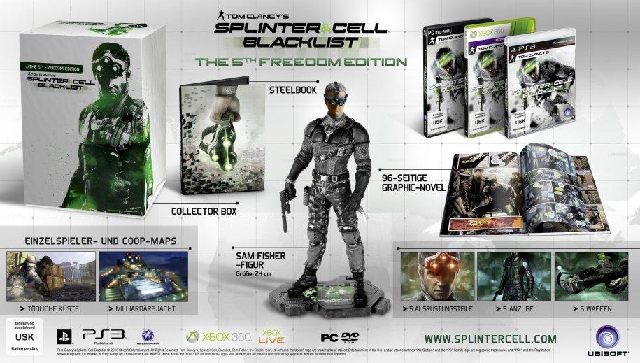 Splinter Cell Blacklist или как я перестал бояться ко-опа - Изображение 2