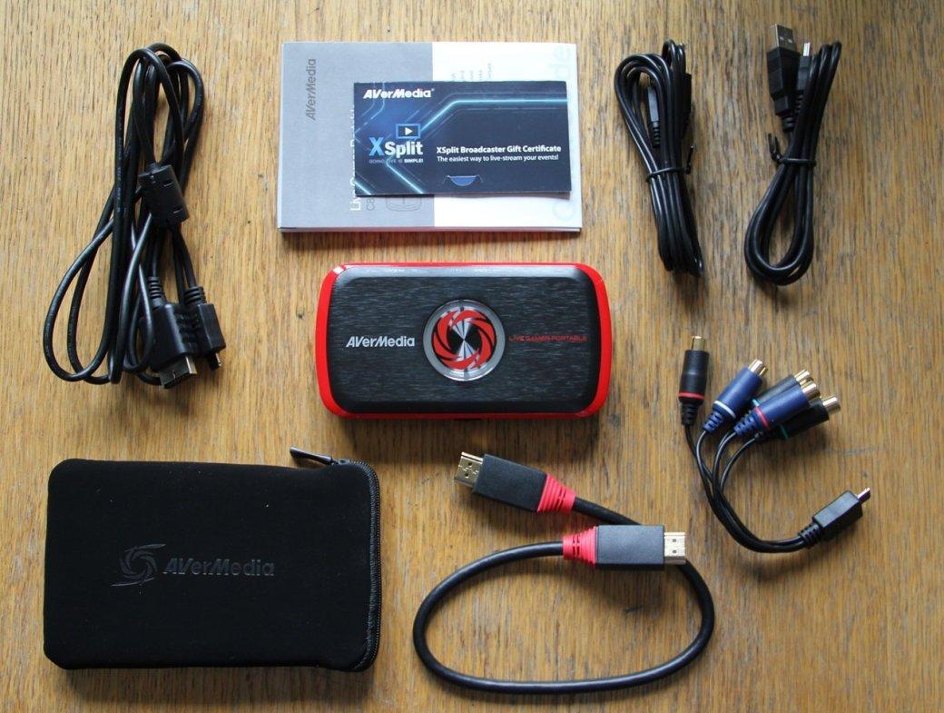На живца: Тестирование  AVerMedia Live Gamer Portable - Изображение 8