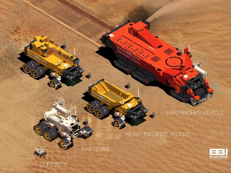 Авторы Homeworld: Deserts of Kharak работают с NASA над новым проектом - Изображение 5