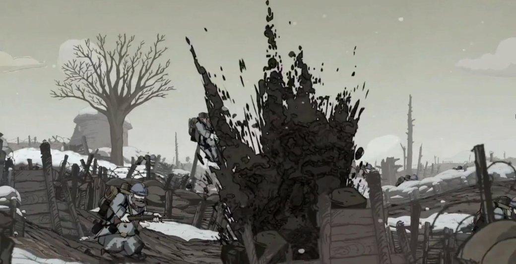 Трейлер Valiant Hearts рассказал историю собаки на войне - Изображение 1