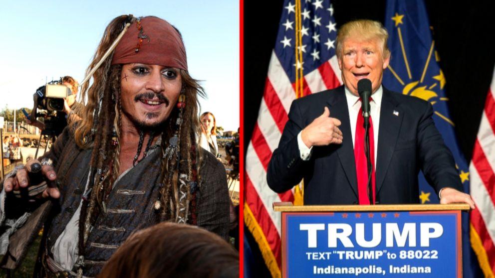 Тест: Джек Воробей или Трамп? Отличи пирата отпрезидента США - Изображение 1