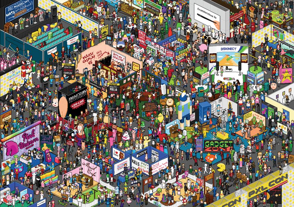 Лучший косплей Comic-Con 2015 - Изображение 1