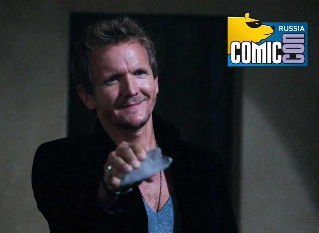 На Comic Con Russia приедет еще один актер из «Сверхъестественного» - Изображение 1