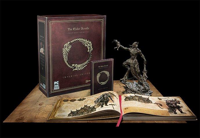 Имперское издание The Elder Scrolls Online обойдется в €100 - Изображение 1