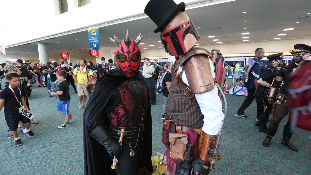 Лучший косплей Comic-Con 2015 - Изображение 78