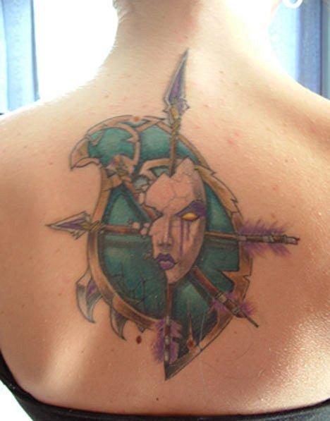 Татуировки фанатов видеоигр. - Изображение 5