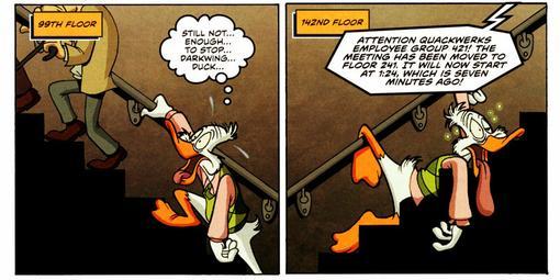 Комиксы: Darkwing Duck - Изображение 3