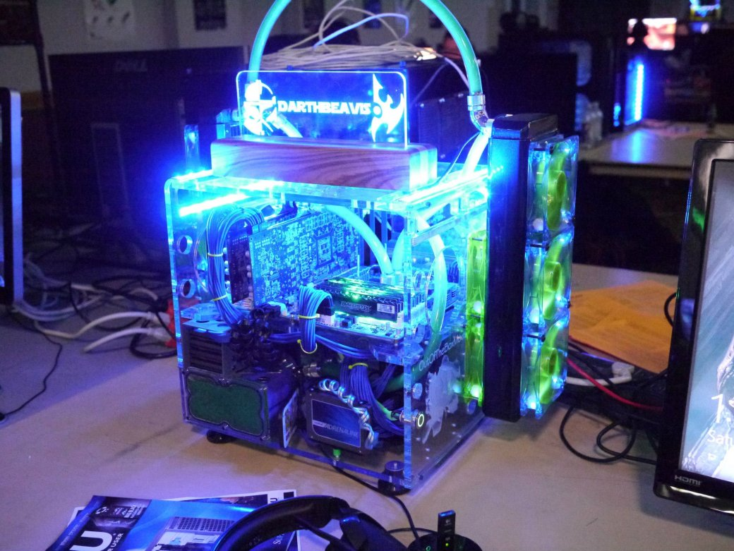 Почему PC съедают в 10 раз больше электричества, чем консоли. - Изображение 2