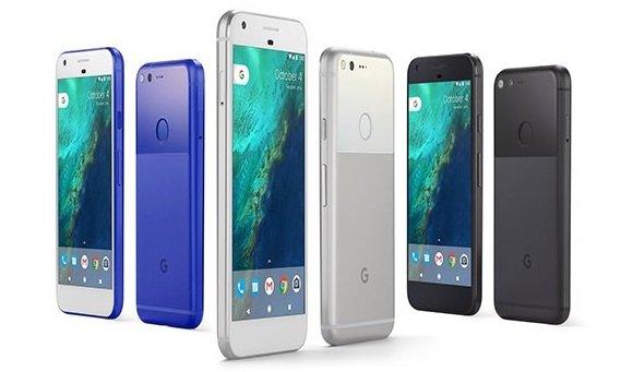 Google показала «реально синие» смартфоны Pixel иVR-шлем Daydream - Изображение 1