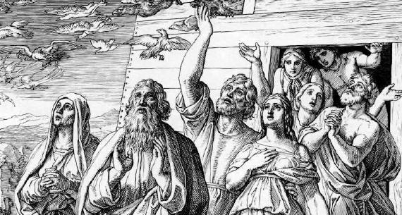Как пережить ветхозаветный потоп. Инструкция по Библии. - Изображение 9