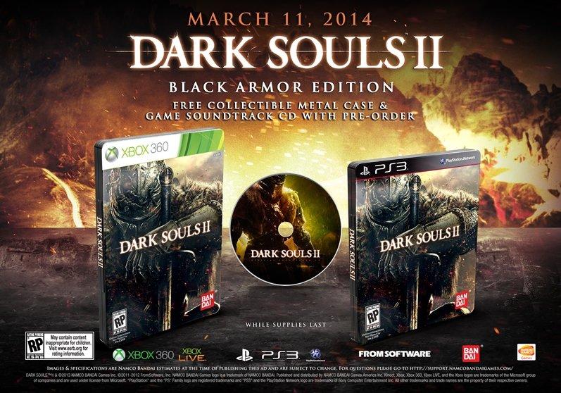 Два специальных издания Dark Souls 2 и новые скриншоты - Изображение 2