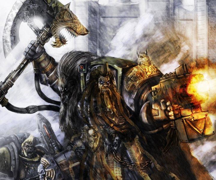 Warhammer 40.000: Space Wolf. Интервью с разработчиком - Изображение 1