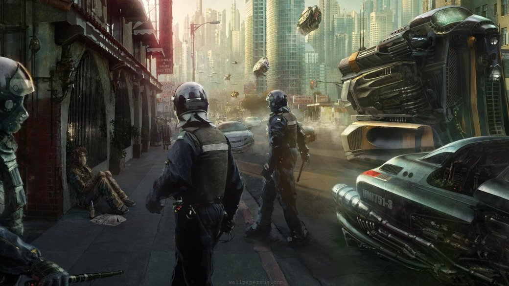 Netflix делает сериал Altered Carbon по «классике» киберпанка - Изображение 3