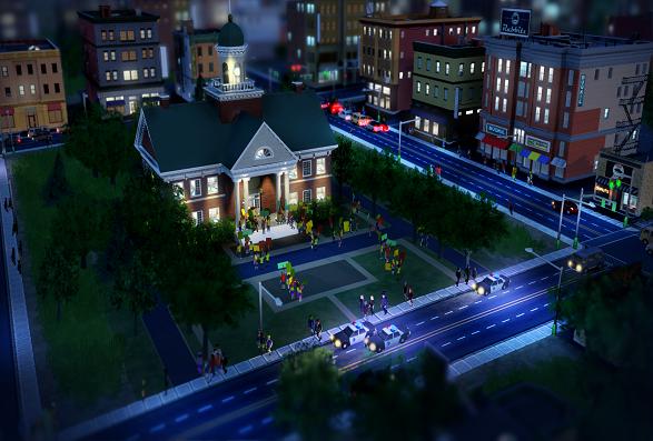 SimCity: впечатления с Gamescom 2012 - Изображение 2