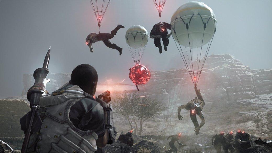 Предварительный обзор Metal Gear Survive - К удивлению весело