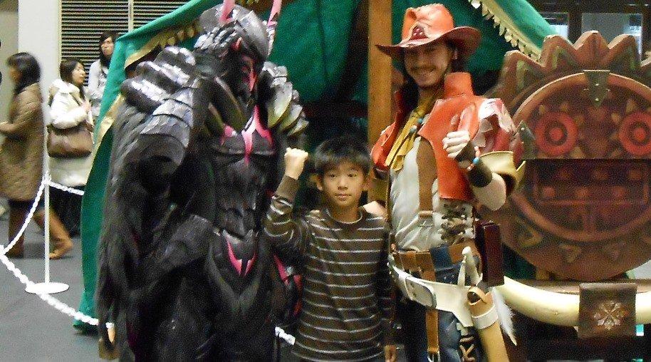 Репортаж с Monster Hunter Festa 2013 - Изображение 23