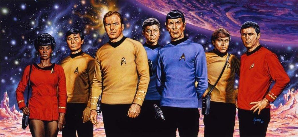 Все, что нужно знать про Star Trek. - Изображение 1