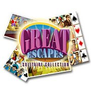 Great Escapes Solitaire Collection – фото обложки игры