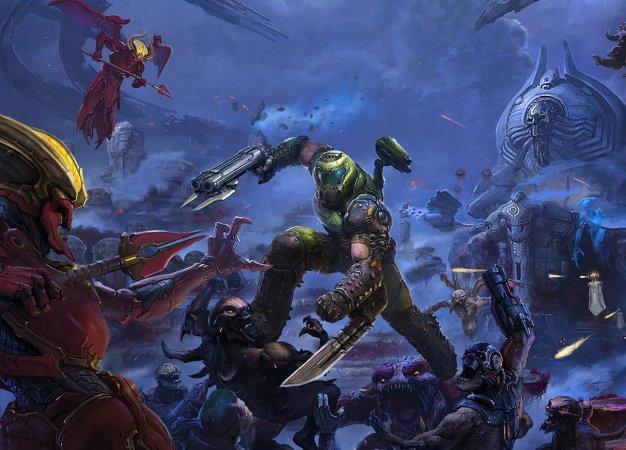 Dragon Age 4, ремейк «Мафии» иDLC для Doom: Eternal. Главные трейлеры соткрытия Gamescom