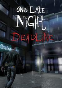One Late Night: Deadline – фото обложки игры