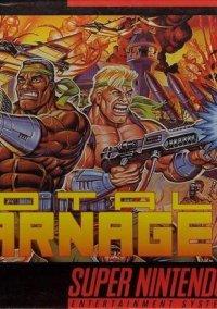 Total Carnage – фото обложки игры