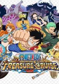One Piece: Treasure Cruise – фото обложки игры