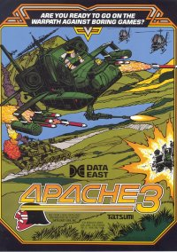 Apache 3 – фото обложки игры