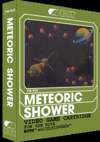 Meteoric Shower – фото обложки игры