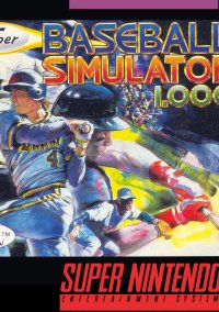 Super Baseball Simulator 1.000 – фото обложки игры