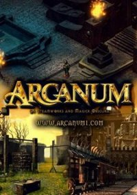 Arcanum: Of Steamworks and Magick Obscura – фото обложки игры