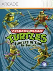 Teenage Mutant Ninja Turtles: Turtles in Time Re-Shelled – фото обложки игры