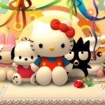 Скриншот Hello Kitty Parachute Paradise – Изображение 1