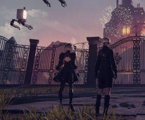 Square Enix показала финальный трейлер NieR: Automata