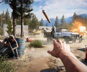 Ubisoft отложила сразу три релиза: Far Cry 5, The Crew 2 иеще неанонсированную игру