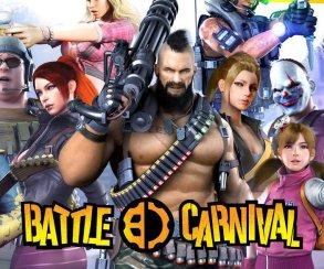 Альфа-тест Battle Carnival стартовал на день раньше