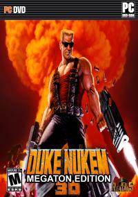 Duke Nukem 3D: Megaton Edition – фото обложки игры