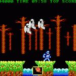 Скриншот Ghosts 'n' Goblins – Изображение 7