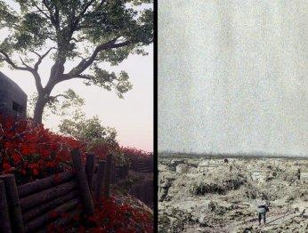 Сравниваем новые карты Battlefield 1 сархивными фотографиями