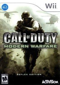 Call of Duty: Modern Warfare - Reflex Edition – фото обложки игры