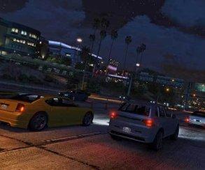 Гифка дня: иногда жизнь ненавидит тебя вGrand Theft Auto5