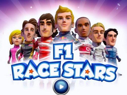 F1 Race Stars. Геймплейное видео в преддверии выхода демки