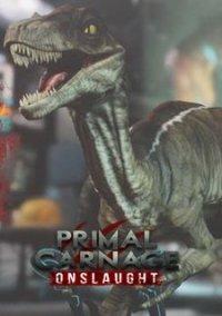 Primal Carnage: Onslaught – фото обложки игры