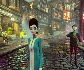Вау! Авторы We Happy Few выложили стильный геймплейный трейлер игры с кучей эпика