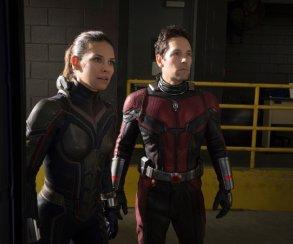 Два ключевых персонажа «Человека-муравья иОсы» появятся в«Войне Бесконечности»